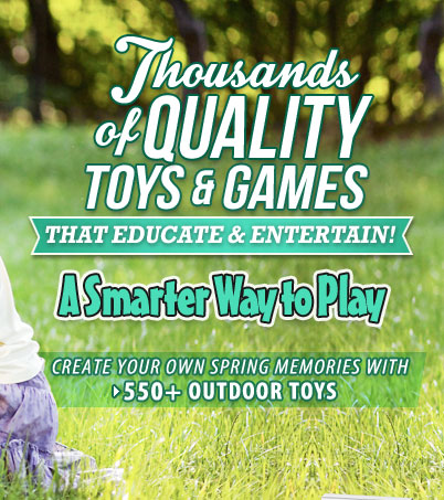 outdoor toys and games for kids