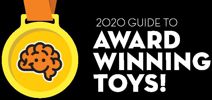 2021 Guide to Award Winning Toys
