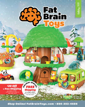 Christmas Toy Catalogs By Mail.Educational Toys Learning Toys From Fat Brain Toys